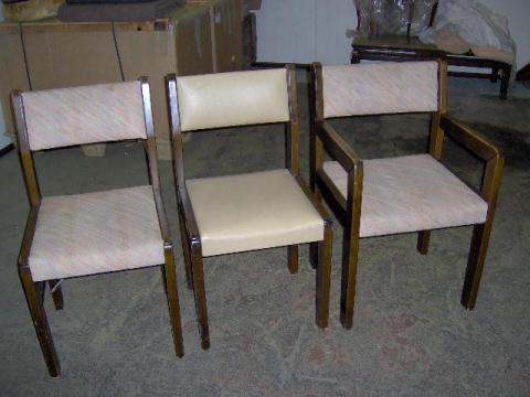 polster klinik st hle st hle f r restaurants. Black Bedroom Furniture Sets. Home Design Ideas